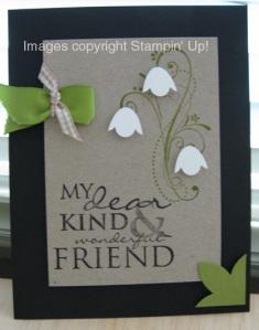 Kind Friend by Juliet Cole