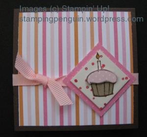 Inchie Cupcake