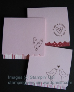 Love Mini Cards