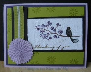Card by Melinda
