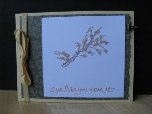 Card by Tina