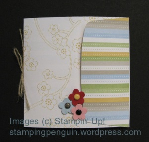 Envelope Mini Book