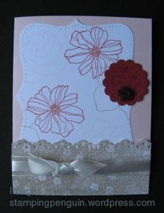 Pink Floral Swap