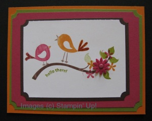 Card by Melinda