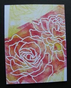 Brayered Roses, take 2