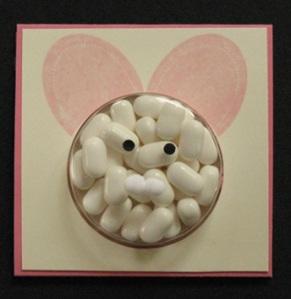 Bunny Treat Card