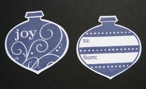Ornament Front/Back
