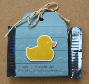 DuckChocolateFavor